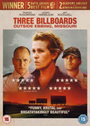 2018 19 Three Billboards